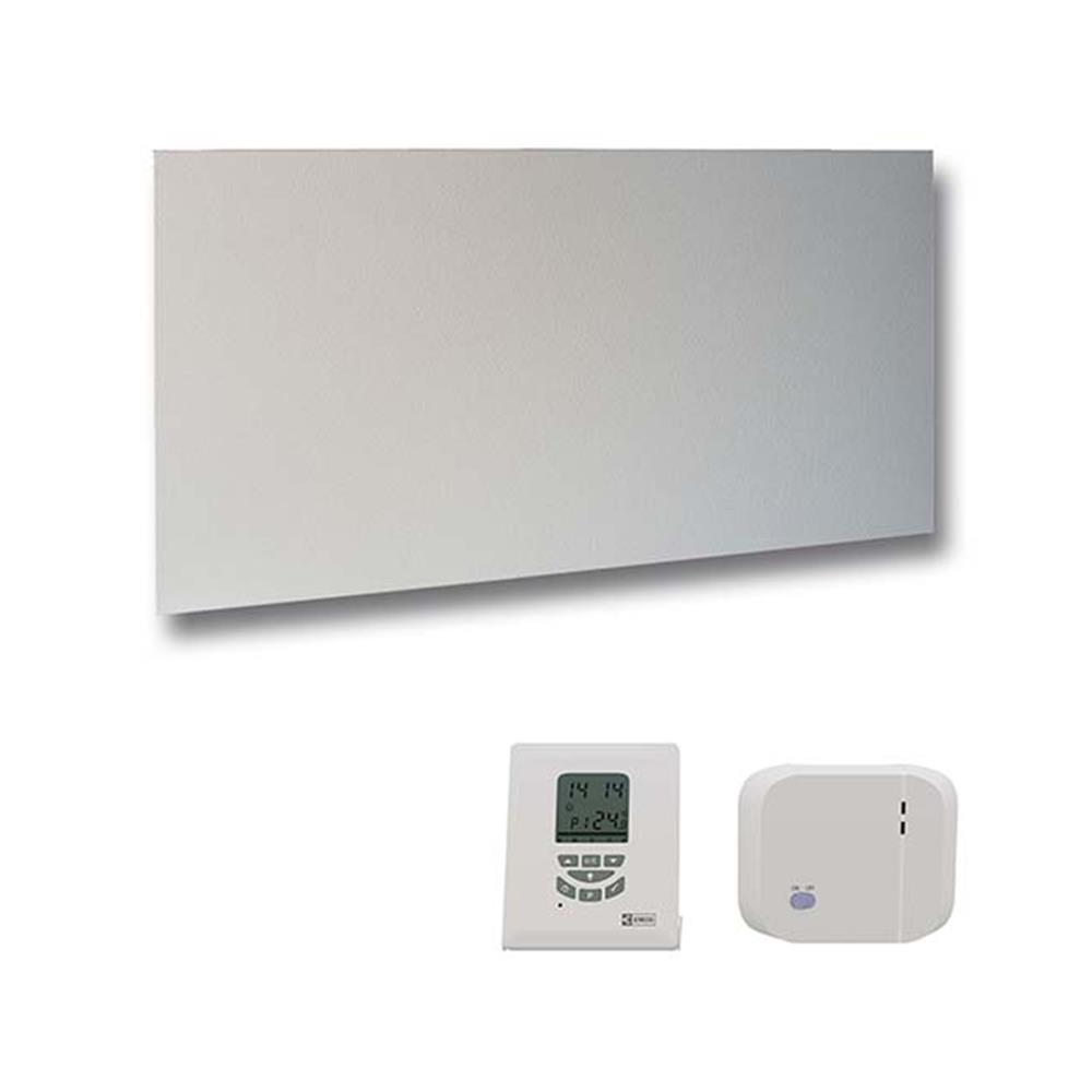 MySun IR panel 700W CLASSIC z EMOS brezžičnim termostatom in montažo