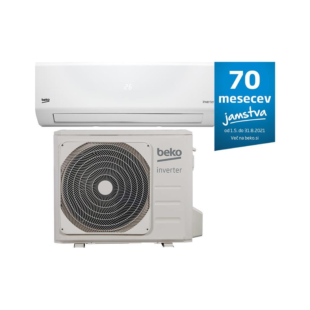 Beko Klimatska naprava BEWPI240/BEWPI241 z montažo