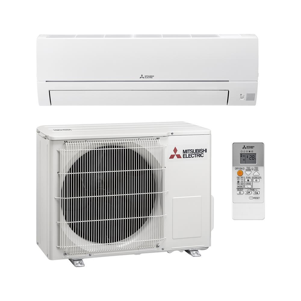 Mitsubishi Electric Klimatska naprava MSZ-HR35VF/MUZ-HR35VF z montažo