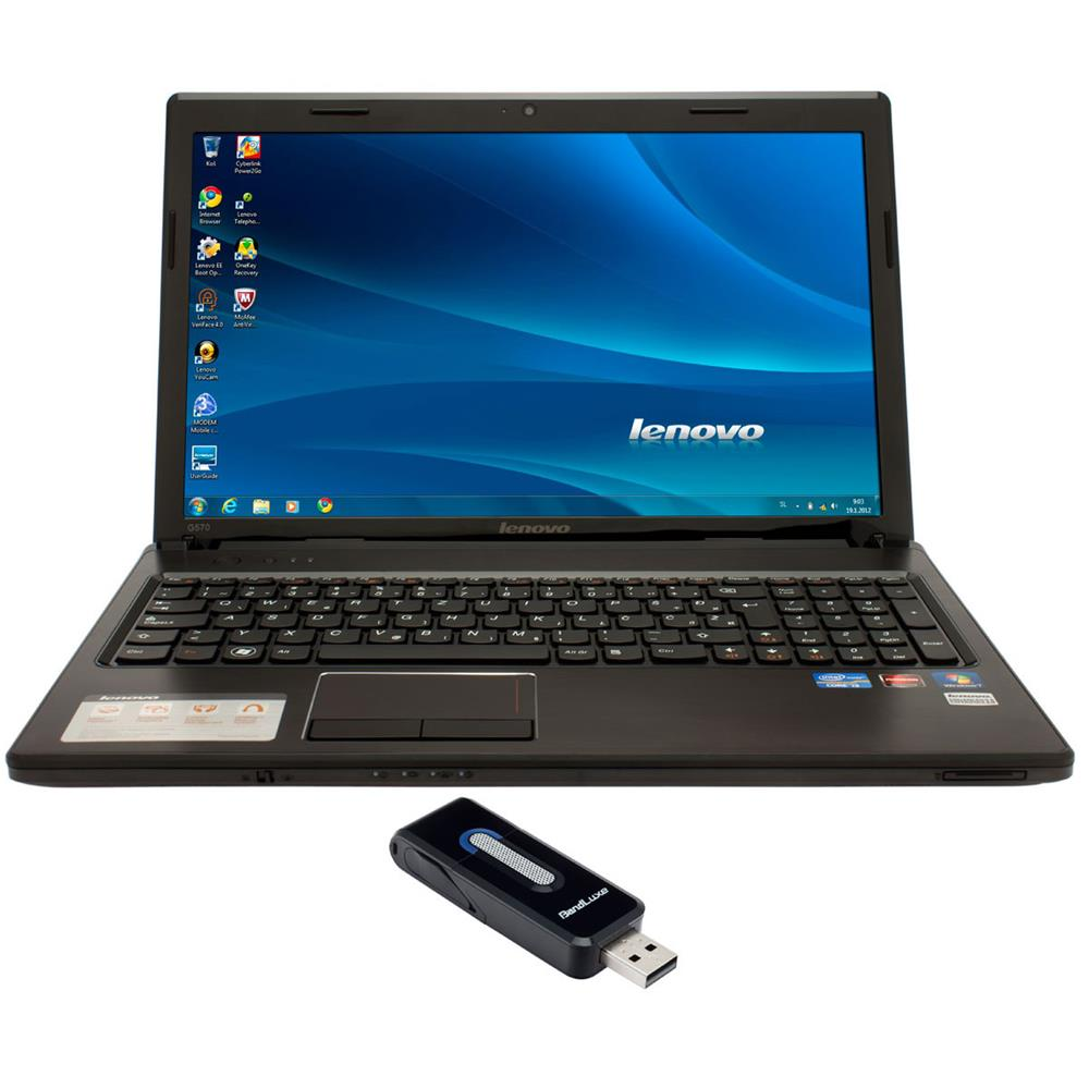 Lenovo G570 + BandLuxe C339