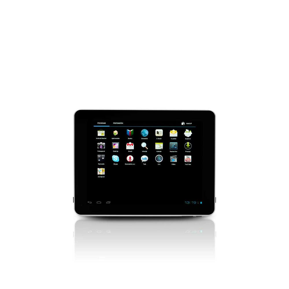 EA Sports Easypad 970 + ZTE MF60 uFi