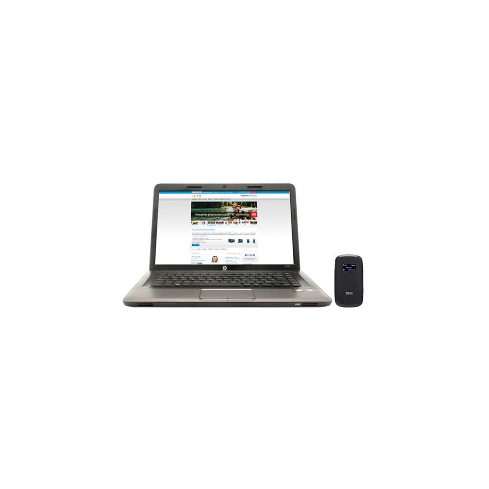 HP 655 (MS Windows 7) + ZTE MF60 UFI