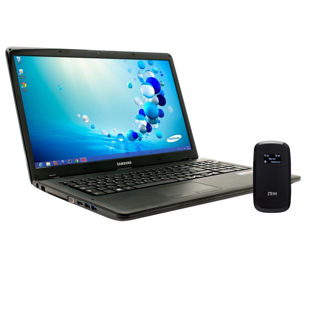Samsung 350E7C + ZTE MF60 uFI