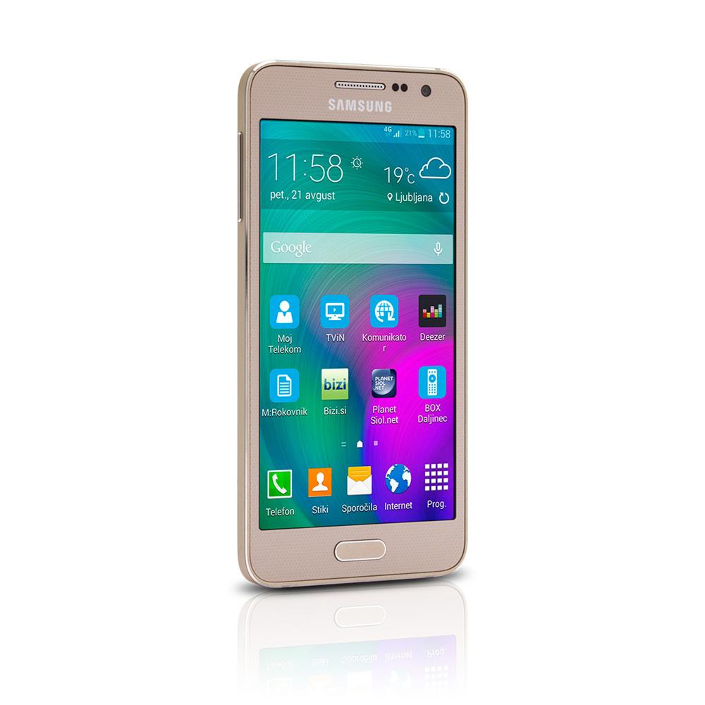 Samsung Galaxy A3 Pink Ribbon