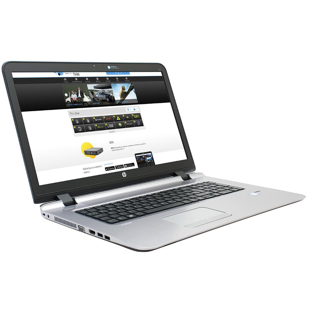 HP ProBook 470 G3 i5-6200U 8GB/1TB Win7