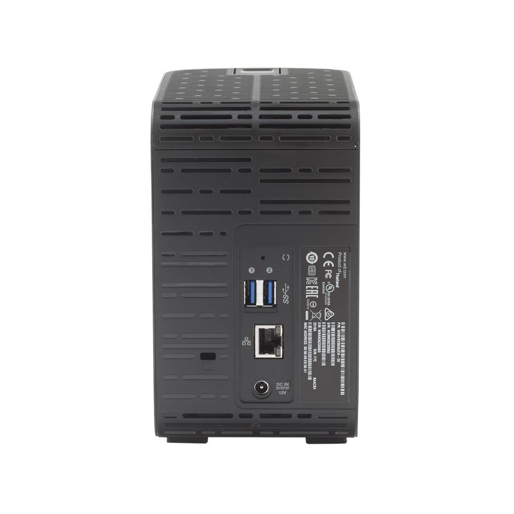 NAS My Cloud EX2100 8 TB