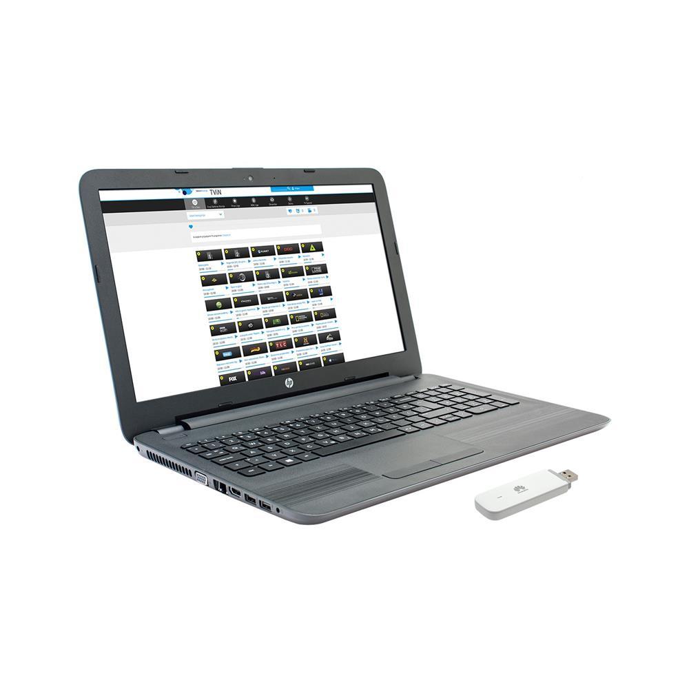 HP 255 G5 (X0P90EA) +  Huawei E3372h