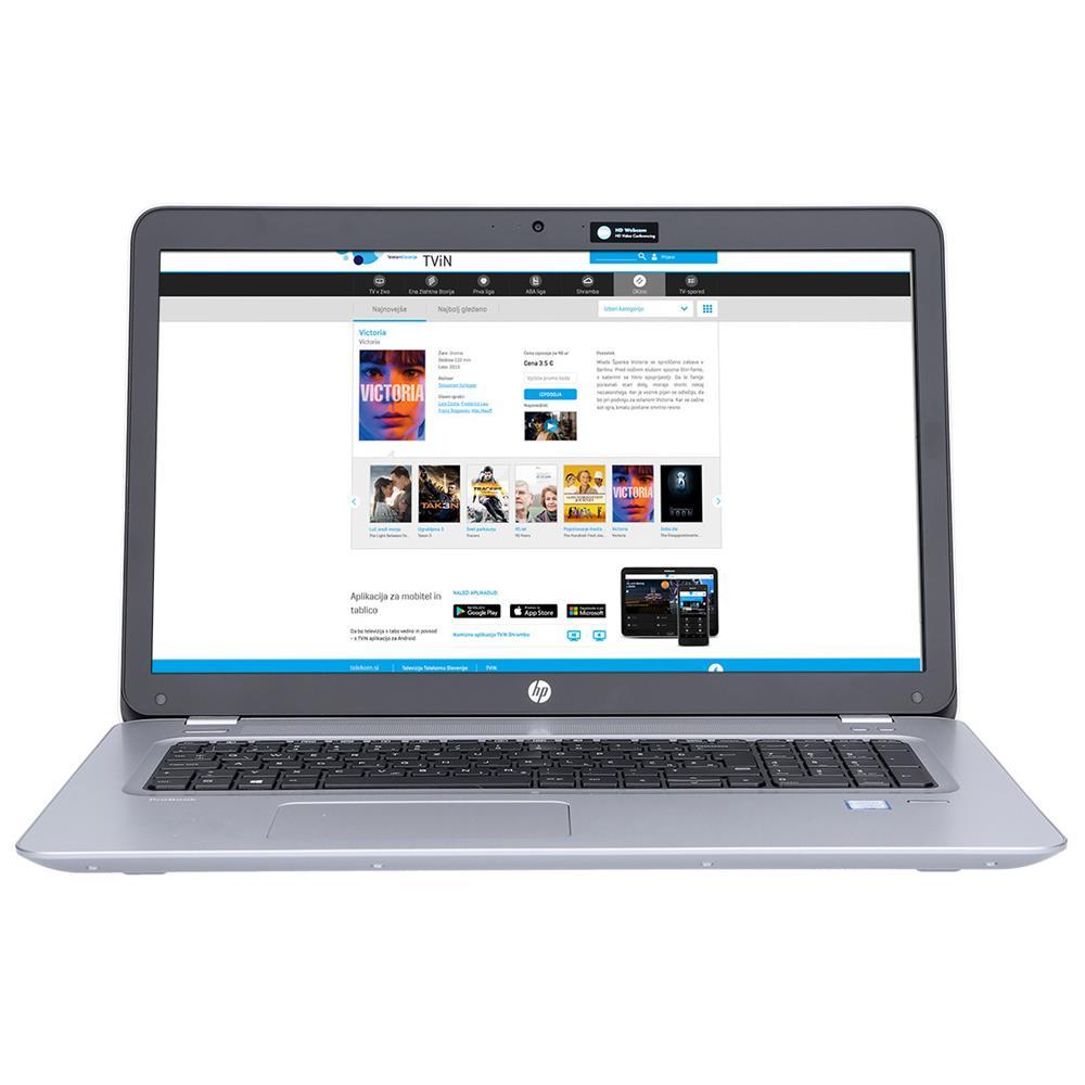 HP ProBook 470 G4 (X0R10EA)
