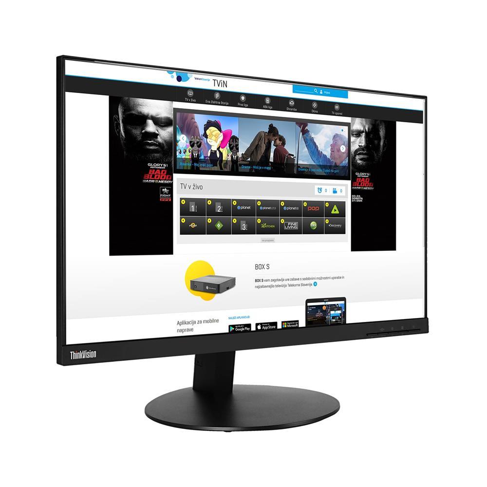 Lenovo Monitor ThinkVision T24i (61A6MAR3EU)