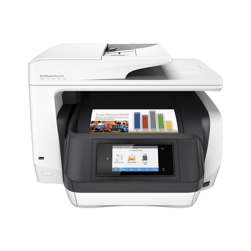 HP Večfunkcijska naprava OfficeJet Pro 8720 All-in-One