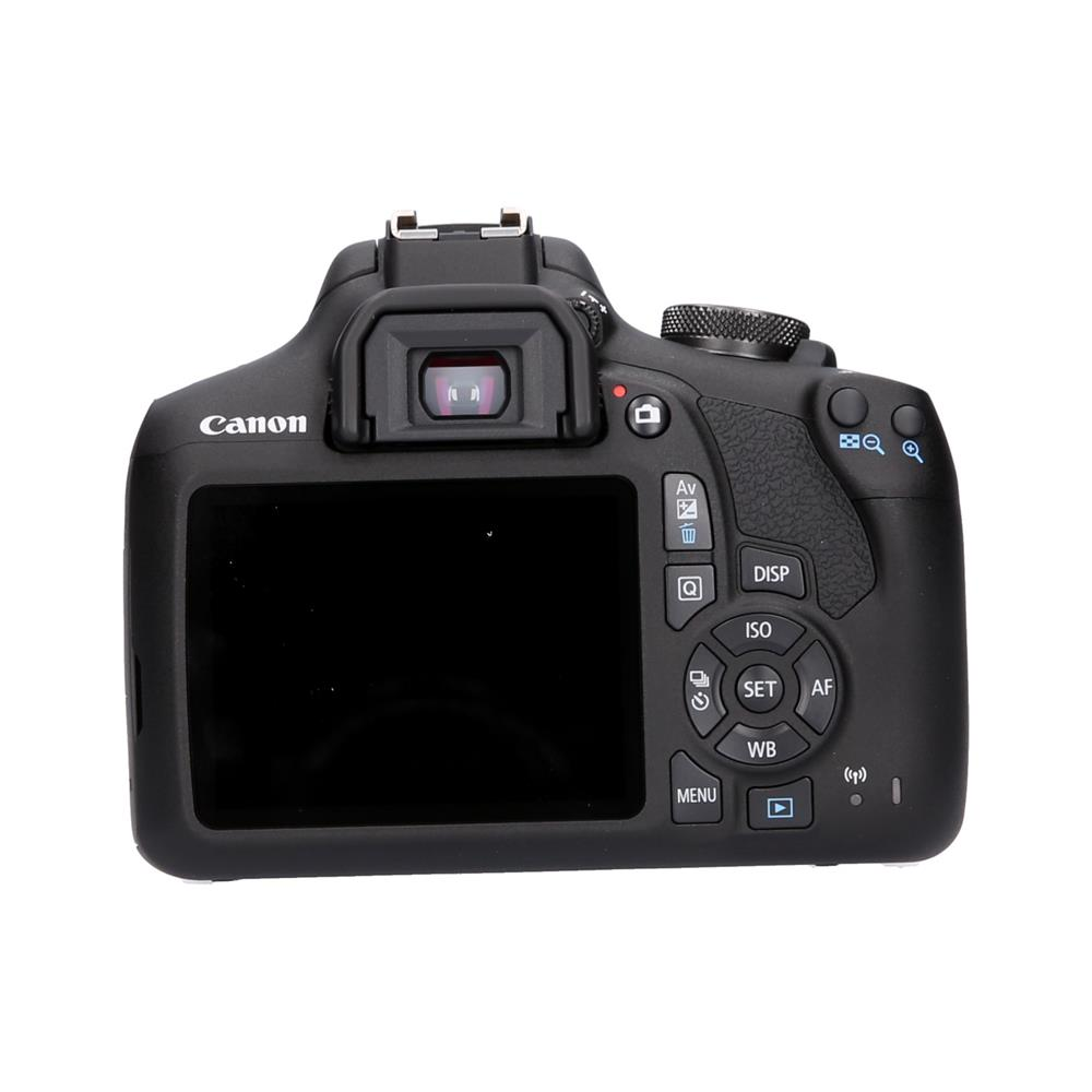 Canon EOS 2000D 18-55IS SEE