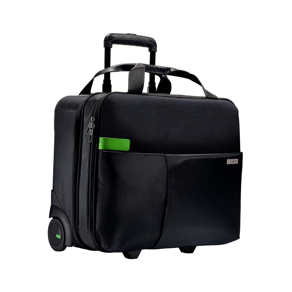 Leitz Kabinski kovček Smart Traveller Trolley (L-60590095)