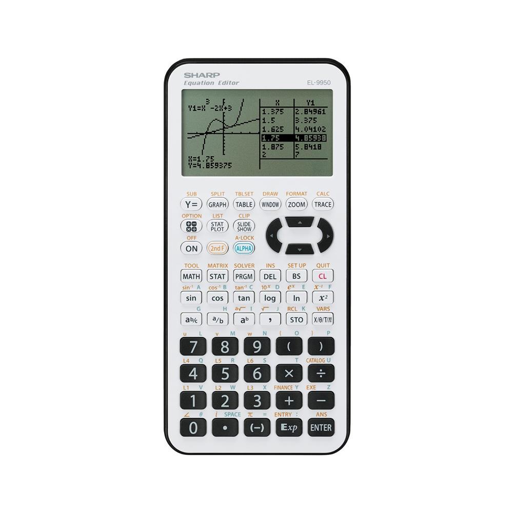 Sharp Šolski kalkulator (EL-9950)
