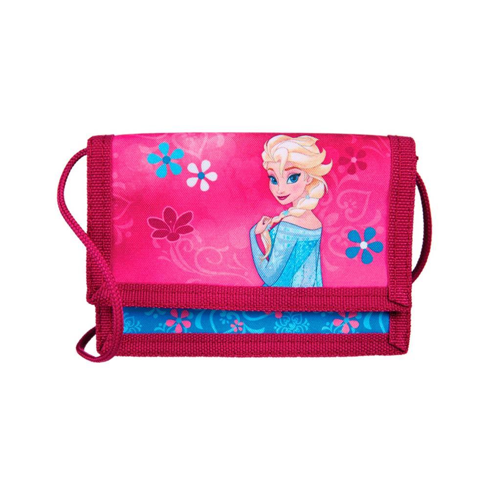Scooli 5-delni komplet za 1. triado FROZEN (anatomska šolska torba, peresnici, vrečka za copate, denarnica)