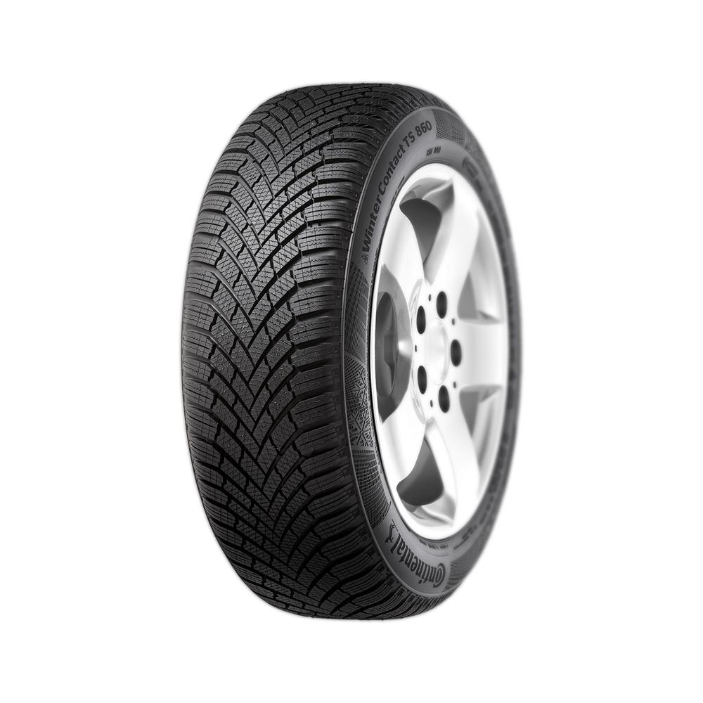 Continental 4 zimske pnevmatike 225/45R17 91H FR WinterContact TS 860