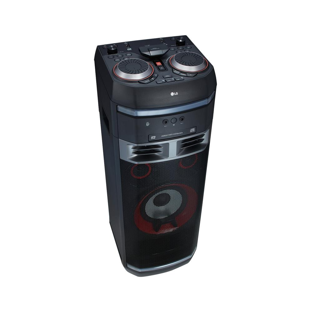LG Karaoke HI-FI stolp OK99