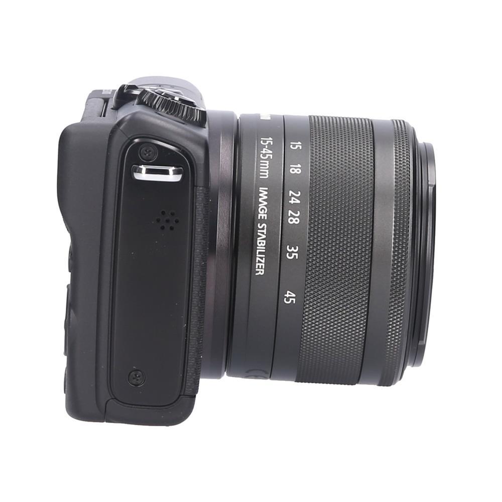 Canon EOS M100 15-45