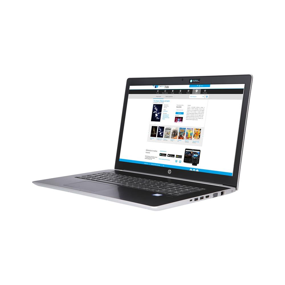 HP ProBook 470 G5 (2RR73EA + UK735E)