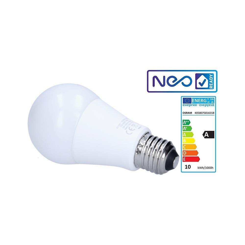 Osram Pametna žarnica LED RGBW E27 A60