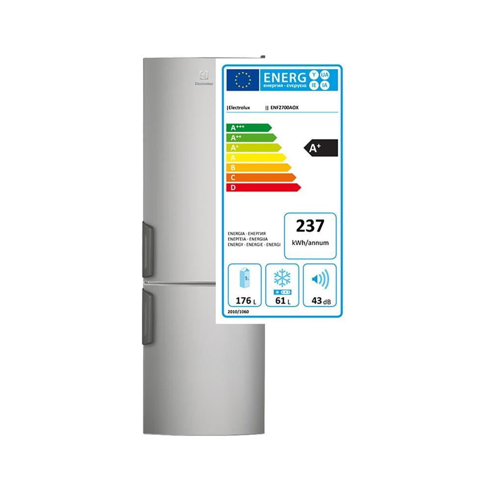 Electrolux Hladilnik ENF2700AOX