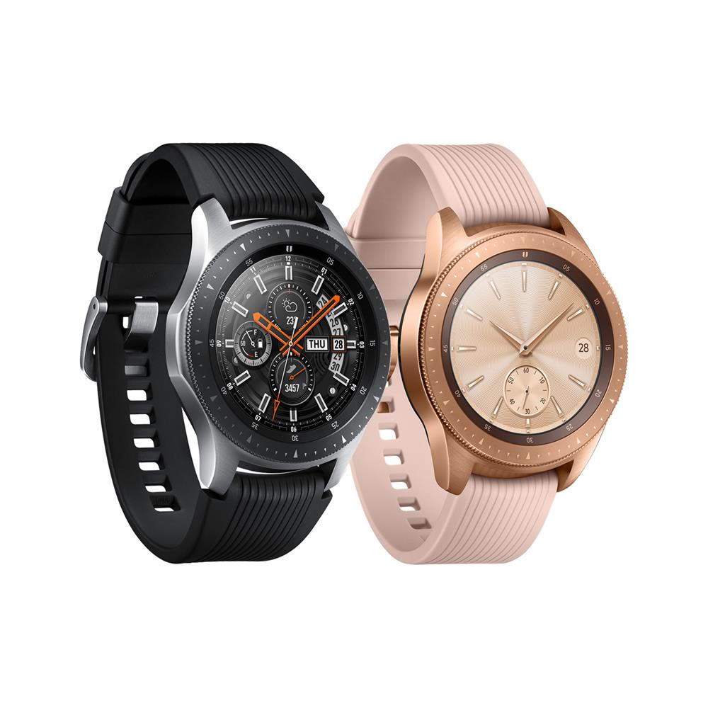 Samsung Komplet pametnih ur Galaxy Watch 46mm (SM-R800) in 42mm (SM-R810)