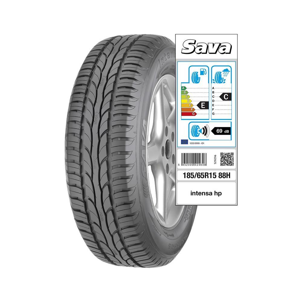 Sava 4 letne pnevmatike 185/65R15 88H Intensa HP