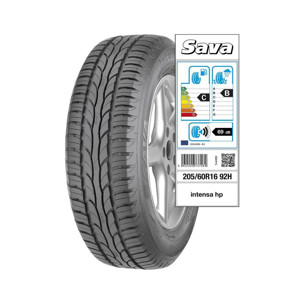 Sava 4 letne pnevmatike 205/60R16 92H Intensa HP