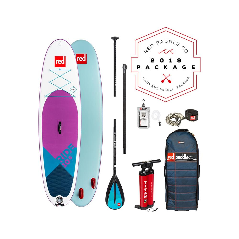 Red Paddle Co SUP deska 10'6