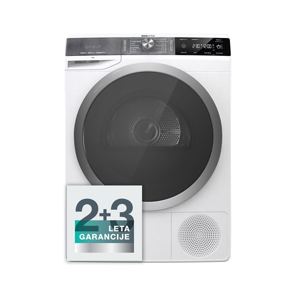 Gorenje Sušilni stroj s toplotno črpalko DS92ILS WaveActive