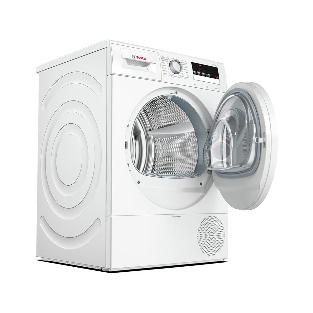 Bosch Sušilni stroj s toplotno črpalko WTR85V00BY