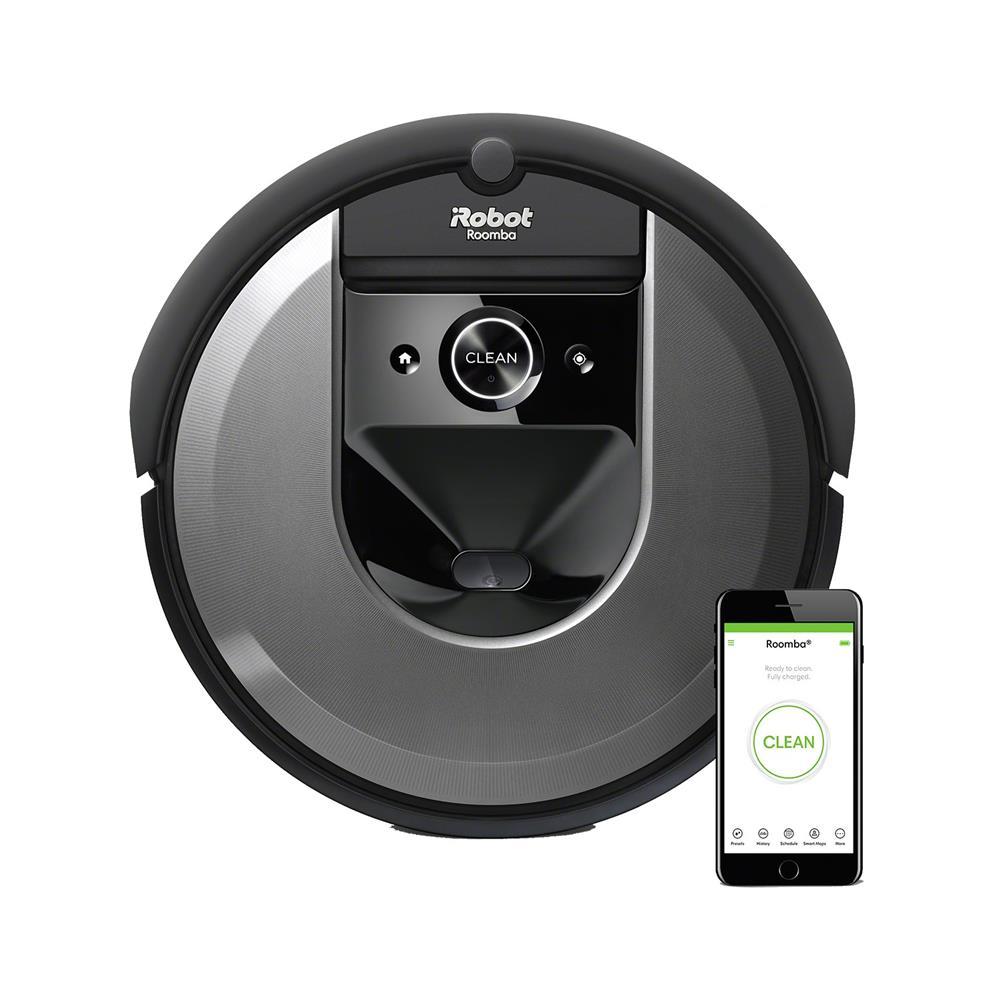 iRobot Robotski sesalnik Roomba i7550+