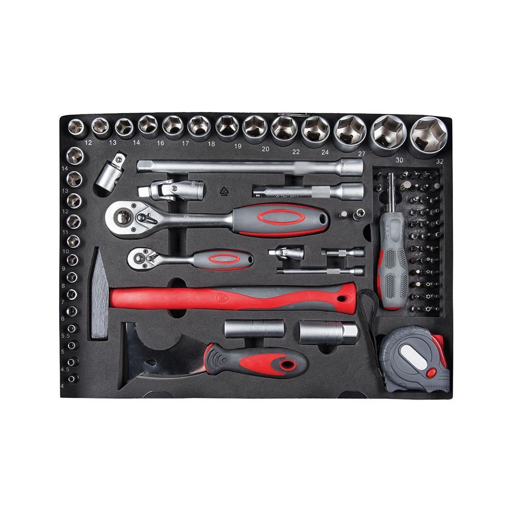 Conmetall 129 delni komplet orodja v kovčku