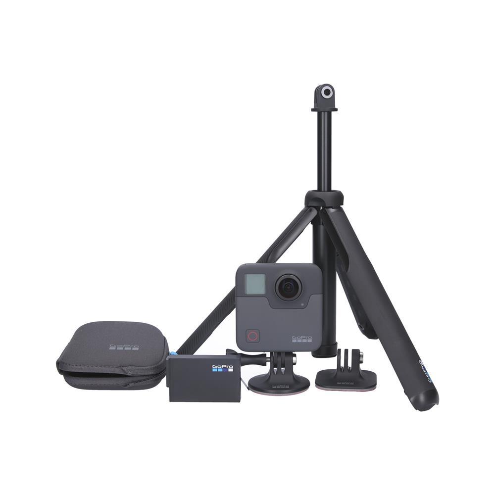 GoPro Športna kamera Fusion in 2x dodatna baterija