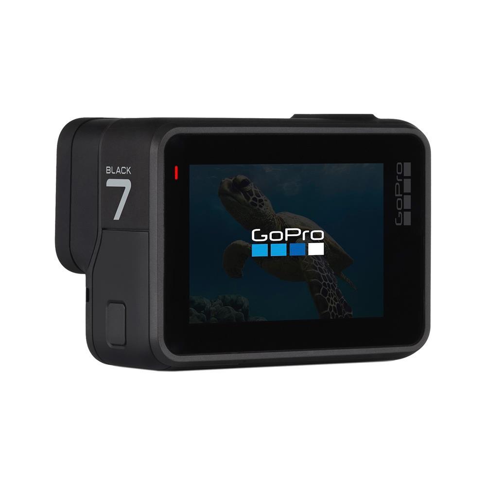 GoPro Športna kamera Hero 7 Black, SD kartica in hitri polnilec