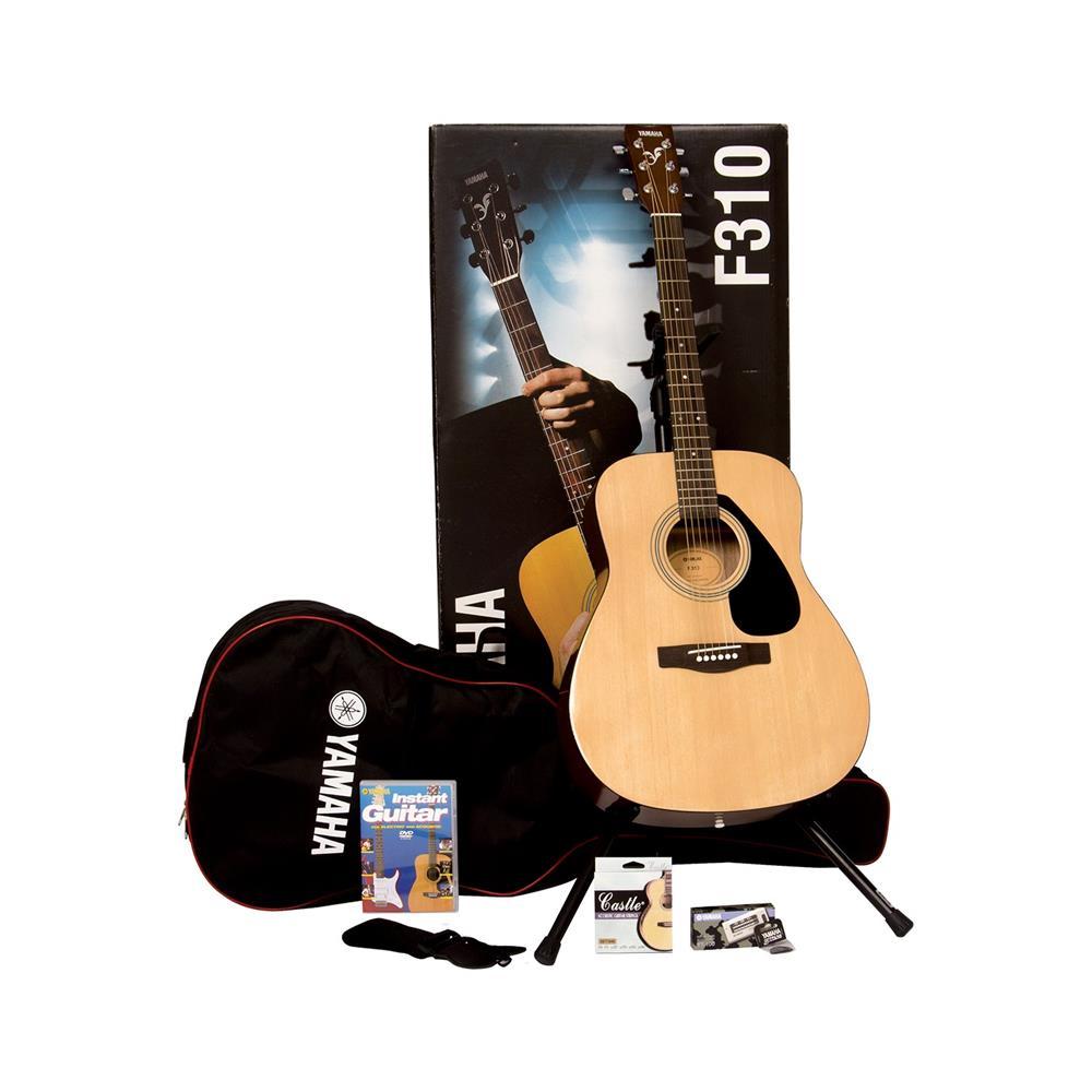 Yamaha Komplet z akustično kitaro F310P2WS
