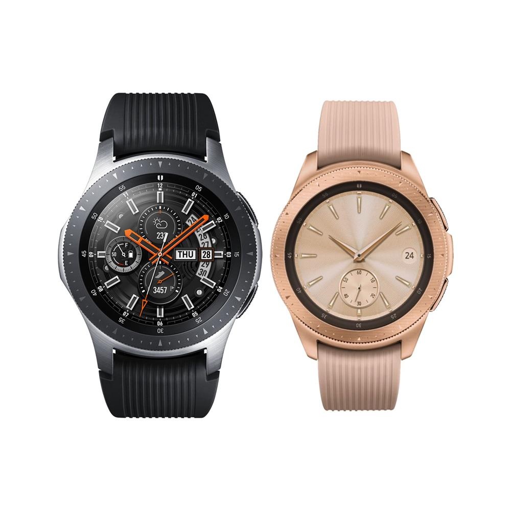 Samsung Komplet pametnih ur Galaxy Watch 46mm (SM-R805) in 42mm (SM-R815)