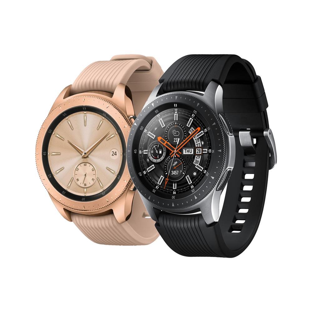 Samsung Komplet pametnih ur Galaxy Watch 46mm (SM-R805) in 42mm (SM-R815)