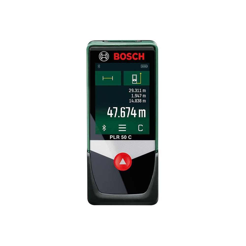 Bosch Digitalni laserski merilnik razdalj PLR 50 C