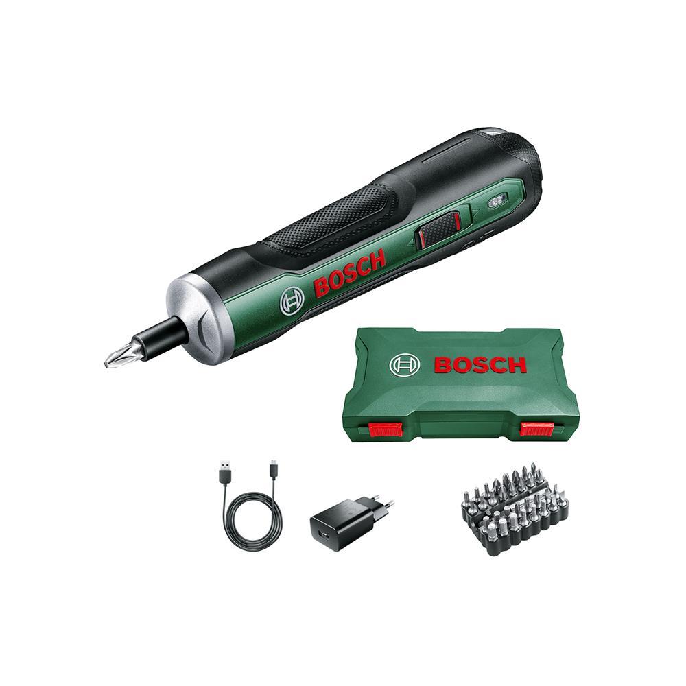 Bosch Akumulatorski vijačnik PushDrive