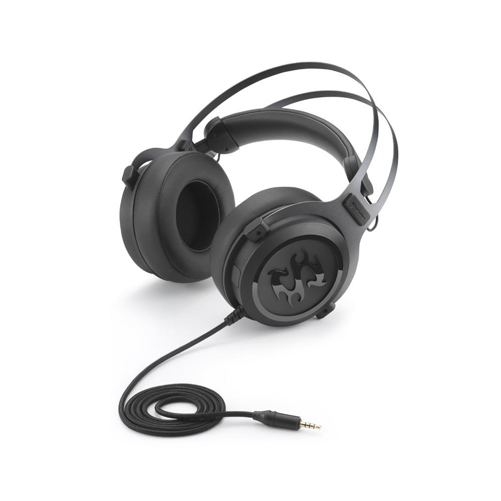 Sharkoon Gaming slušalke z mikrofonom Skiller SGH3