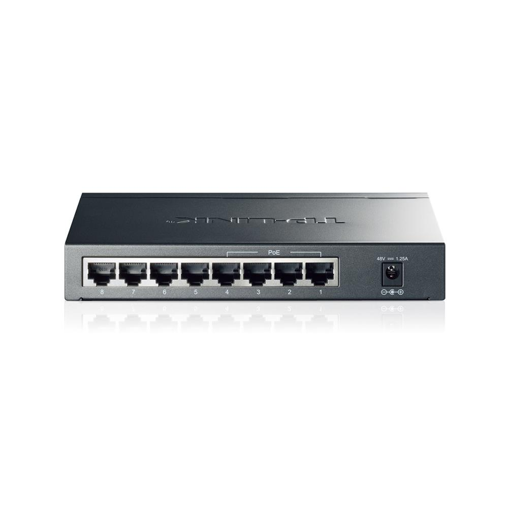 TP-Link Switch  8-PORT TL-SG1008P