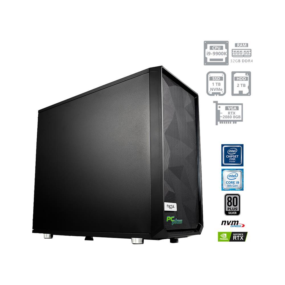 PCplus Dream machine i9-9900K RTX2080