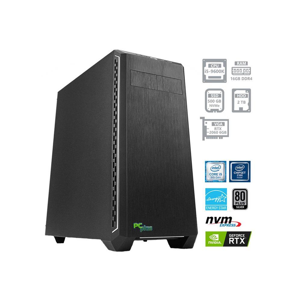 PCplus Gamer i5-9600K RTX2060