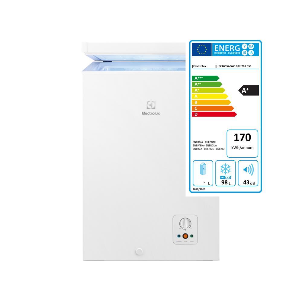 Electrolux Zamrzovalna skrinja EC1005AOW