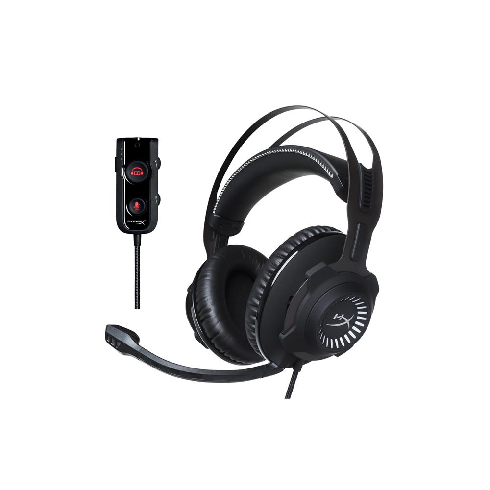 Kingston Gaming slušalke HyperX Cloud Revolver S (HX-HSCRS-GM/EM)