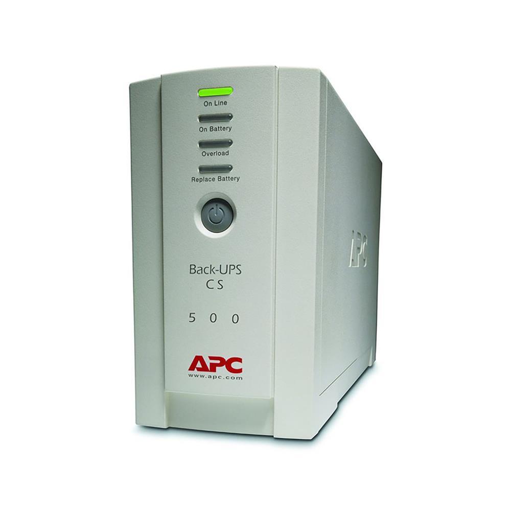 APC UPS brezprekinitveni napajalnik Back CS BK500EI