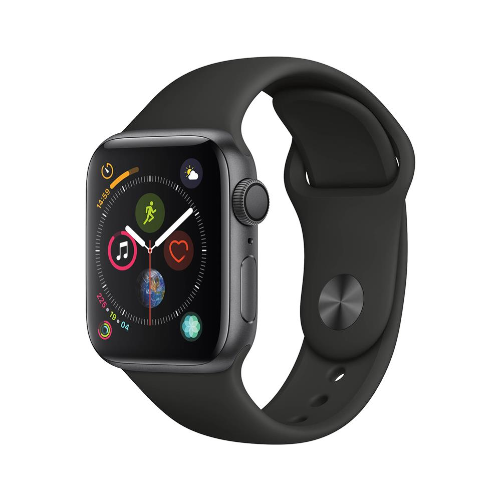 Apple Pametna ura Watch Series 4 GPS 40mm Sport Band (MU662BS/A)