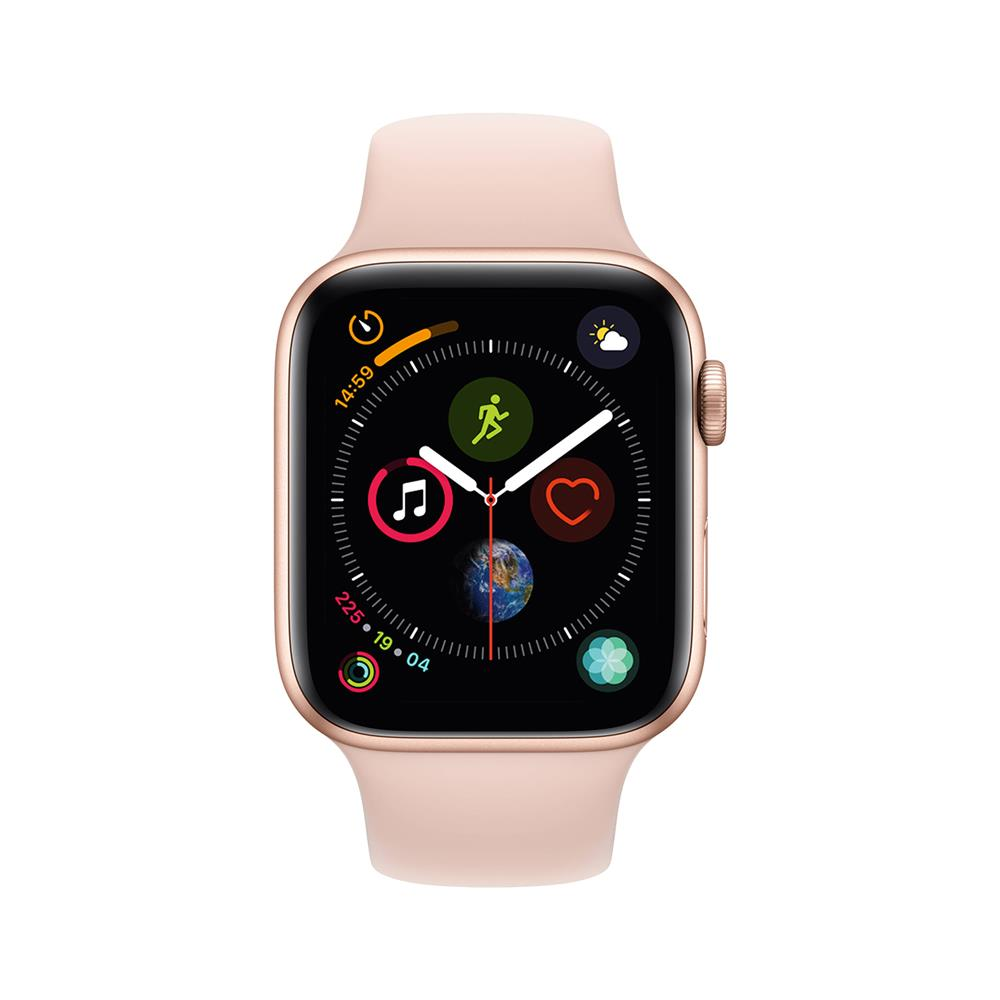Apple Watch pametna ura Series 4 GPS 44mm Sport Band (MU6F2BS/A)