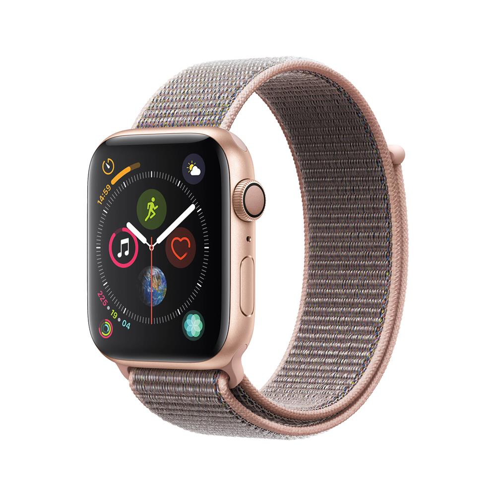 Apple Watch pametna ura Series 4 GPS 44mm Sport Loop (MU6G2BS/A)