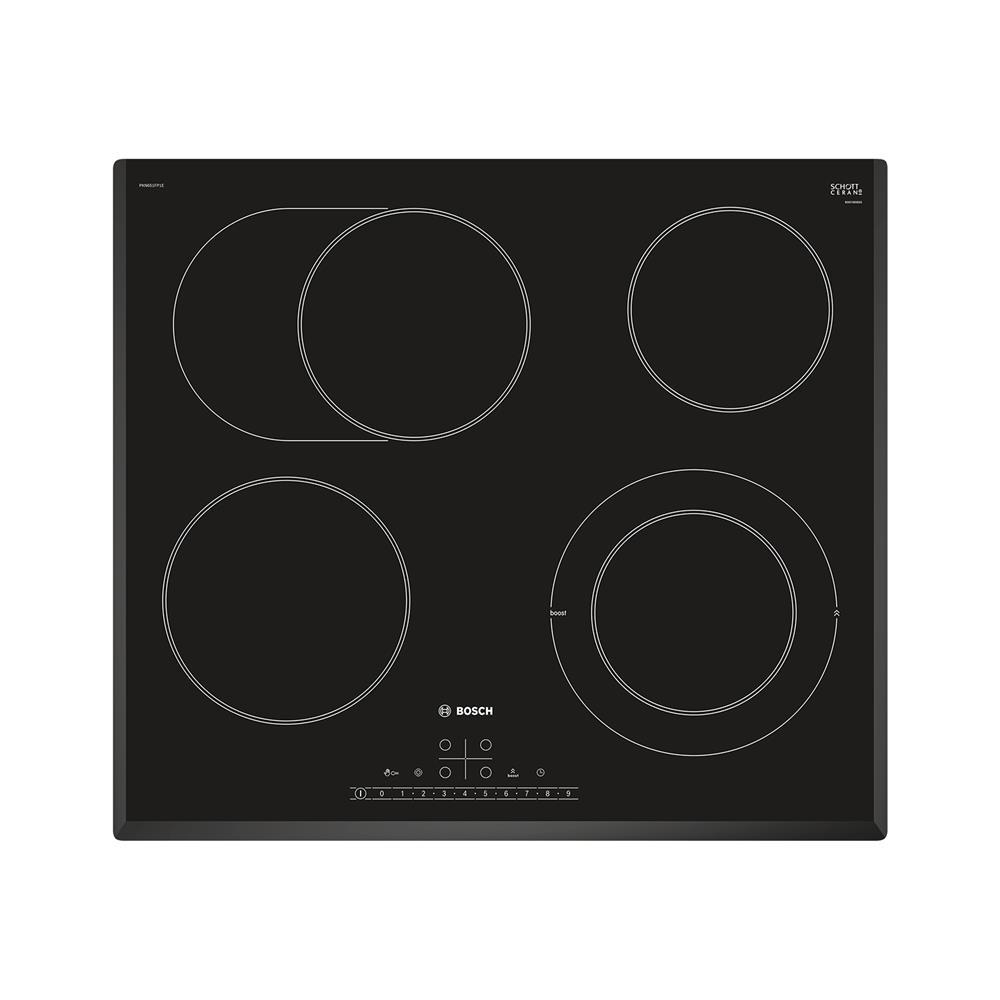Bosch Steklokeramična kuhalna plošča PKN651FP1E